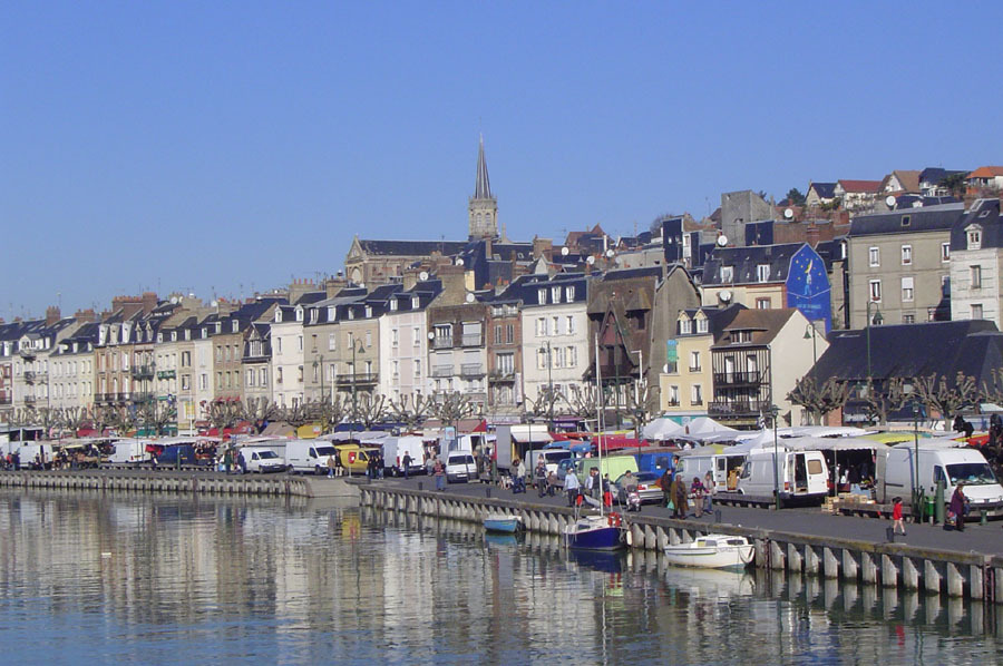 Aire De Camping Car Rouen